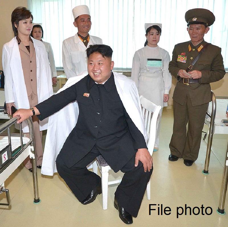 उत्तर कोरियाली नेता किम जोङ उन
