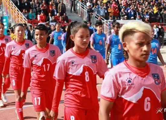 नेपाली फुटबल टिम