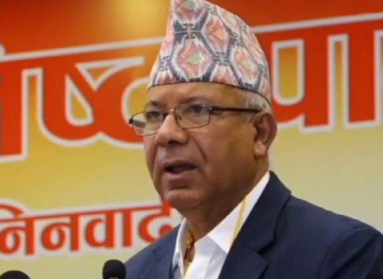 janasanchar ,माधब कुमार नेपाल, madhab kumaar nepal ,