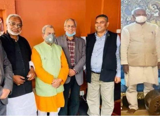 janasanchar ,जनता समाजवादी पार्टीका शिर्षस्थ नेताहरु